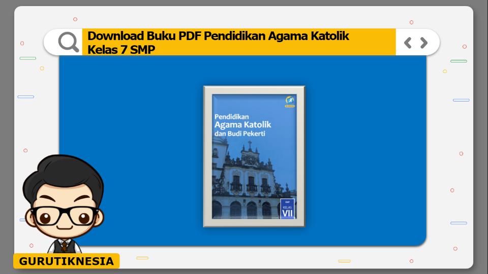 download  buku pdf pendidikan agama katolik kelas 7 smp