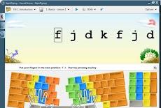 Rapid Typing Aplikasi Untuk Belajar Mengetik Sepuluh Jari