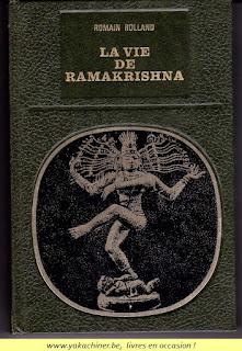 Romain Rolland, la vie de Ramakrishna, 1973