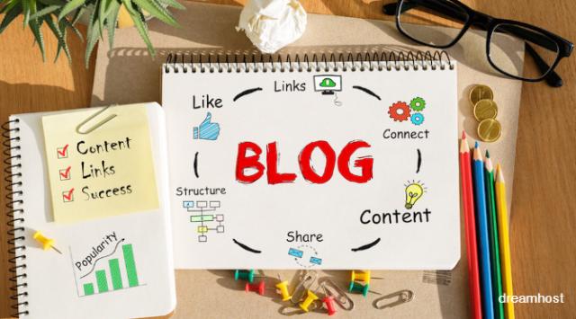 definisi atau pengertian blog, blogger, dan blogging