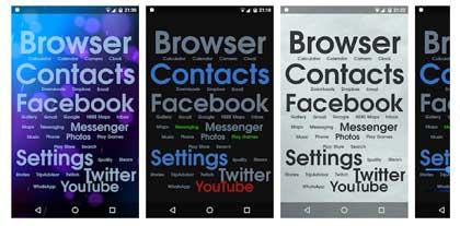 Launcher Android Keren dan Terbaik