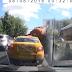 Explota camión pipa cargado con excremento