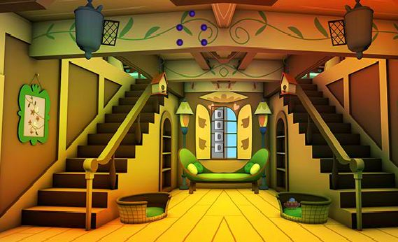 Play AvmGames Chalet BedRoom Escape