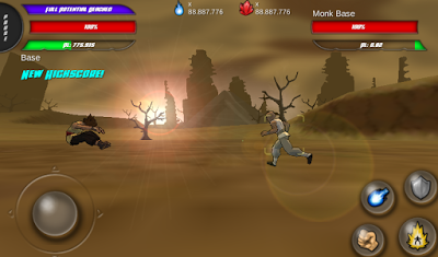 Power Level Warrior v1.0.2a Mod Apk-screenshot 3