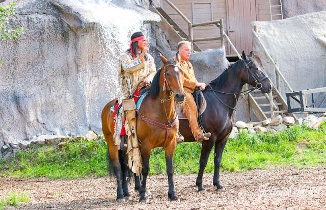 Mörschied Karl May Cowboy und Indianer Winnetou