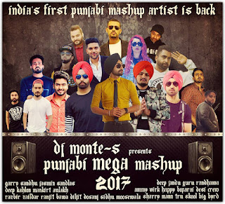 DJ-Monte-S-Punjabi-Mega-Mashup-2017-Ft-Various-Artists-Good-bye-2017-Welcome-2018