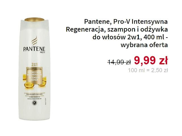 Pantene Pro-V, szampon do włosów 2w1