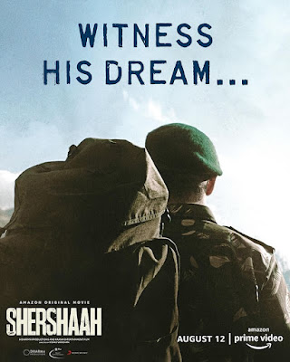 Shershaah movie Cast, Wiki, Reelase date, Trailer, Song and Review