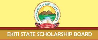 Ekiti State Scholarship / Bursary Award Form 2018/2019 | How to Apply