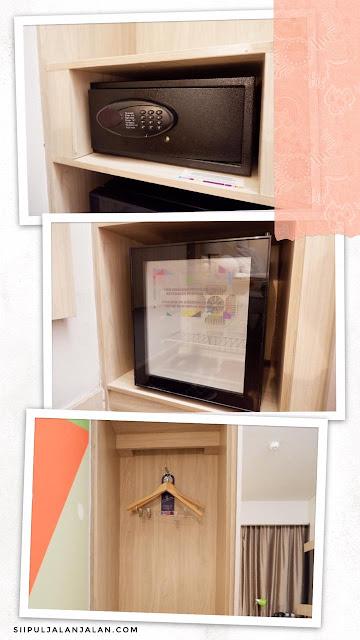 Fasilitas di kamar tipe Family Room
