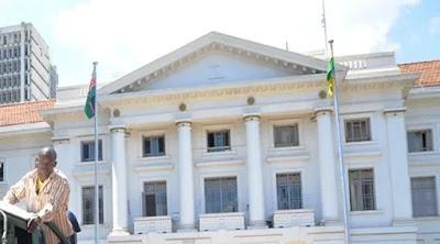 Nairobi county city hall. PHOTO | CAPITAL