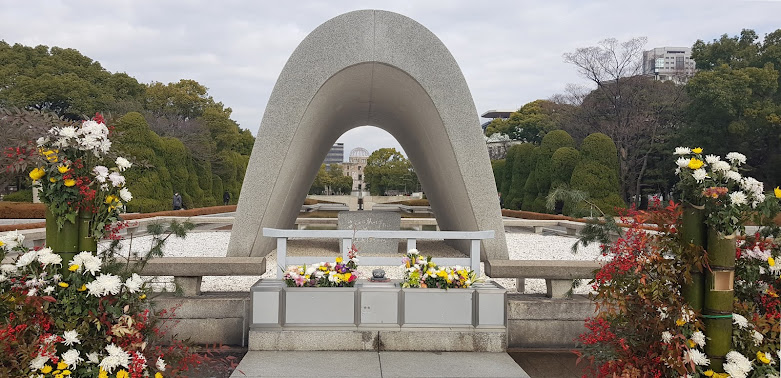 Visit Hiroshima's Memorial Museum and Peace Park