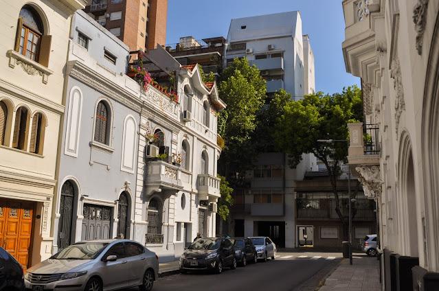 Gorostiaga -    Las 14 calles más lindas de Buenos Aires