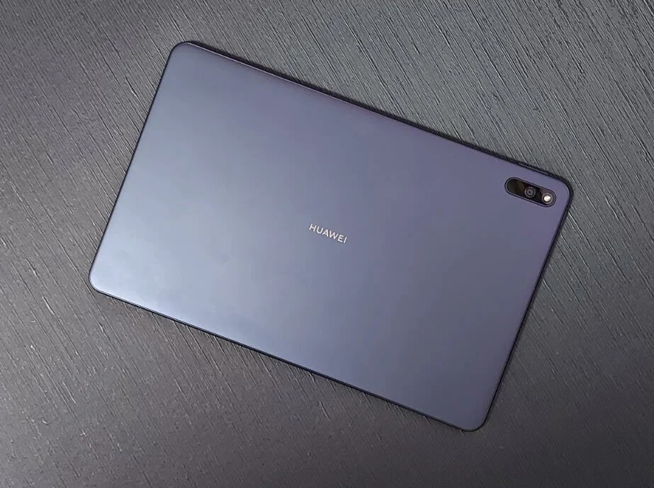 Huawei MatePad in Midnight Grey Color