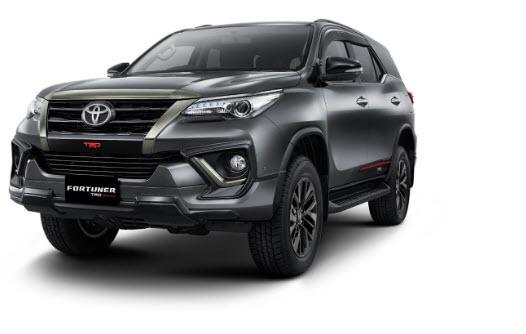 All New Fortuner Mobil Toyota Mewah Penuh Tenaga