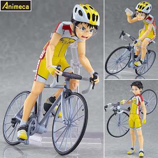 FIGURA SAKAMICHI ONODA FIGMA Yowamushi Pedal