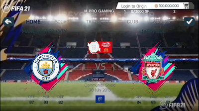 Download FIFA 21  for Android (Apk+Obb+Data) Latest Update