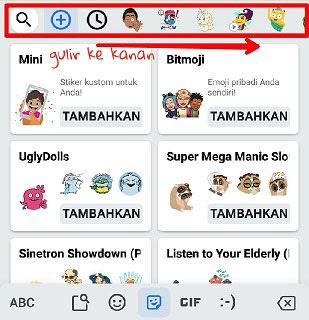 cara membuat emoticon whatsapp dengan foto sendiri