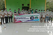 Pokdarwis Payung Emas Desa Pemayungan Gelar Pelatihan Peningkatan SDM