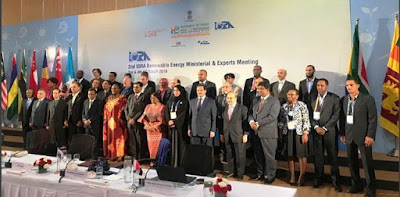 21 IORA Countries adopt Delhi Declaration on Renewable Energy