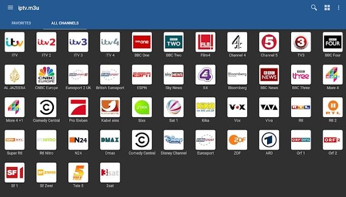 IPTV Pro Mod - Phần mềm xem TV nhanh và đơn giản nhất trên Android