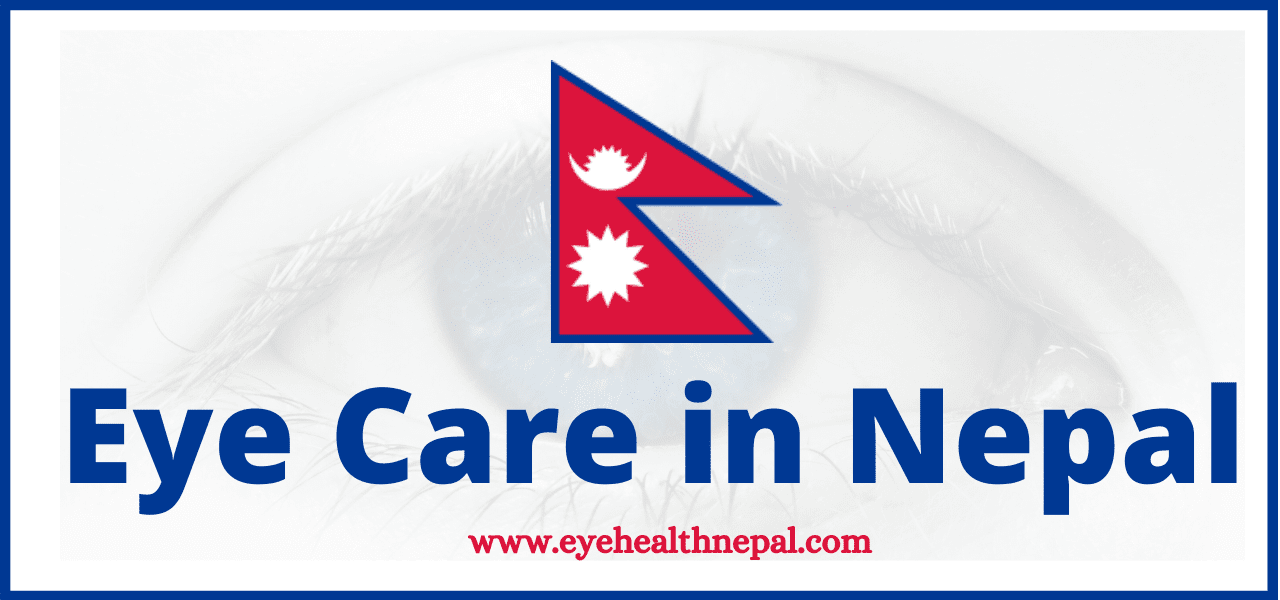 Eye Care in Nepal History