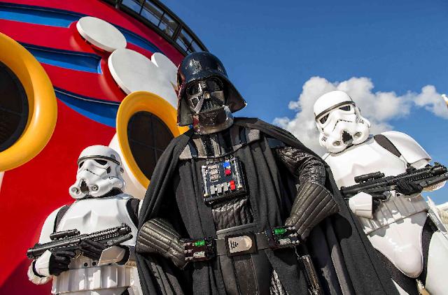 Atrações do Star Wars na Disney em Orlando