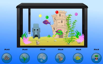 Hooda Grow: Aquarium