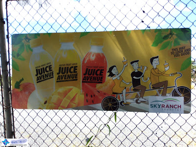 Juice Avenue - Outdoor Signage