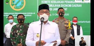 Soal Instruksi Mendagri, Ridwan Kamil Protes: Contoh Demo, Kumaha Itu, Selalu Kerumunan