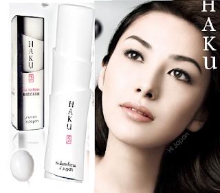 bộ kem trị nám shiseido haku giải pháp xóa sạch nám, tàn nhang