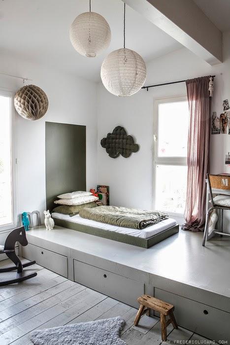 Dormitorio Plataforma