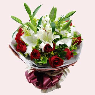 Pesan Bunga Valentine Puri Mansion