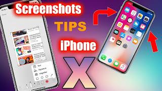 Pengguna smartphone saat ini semakin banyak Cara Screenshot Iphone X Yang Sangat Mudah Dilakukan