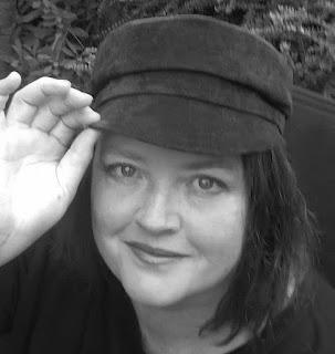 Alisa Perks wearing Barney Street cap