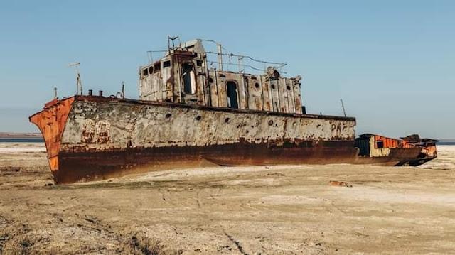 අතුරුදහන් වූ මුහුද ලෙසින් හදුන්වන ඇරල් මුහුද (Aral Sea) - Your Choice Way