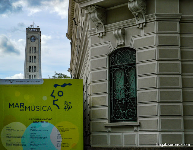 Palacete D. João VI, MAR - Museu de Arte do Rio