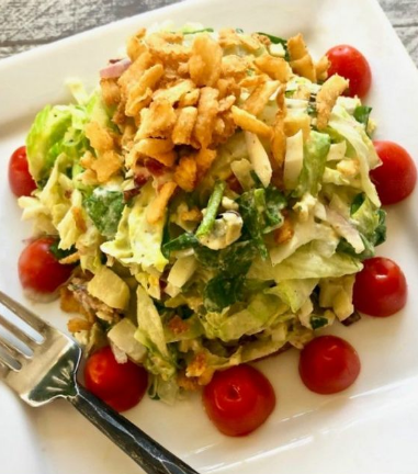 Ruth's Chris Steakhouse Chopped Salad — Copycat Recipe