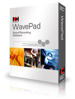 WavePad sound editor software