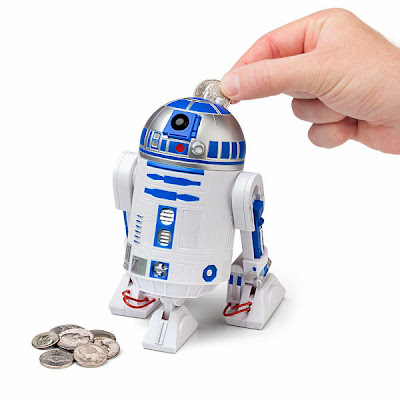 Awesome R2-D2 Gadgets and Gifts - R2-D2 Talking Bank (15) 10