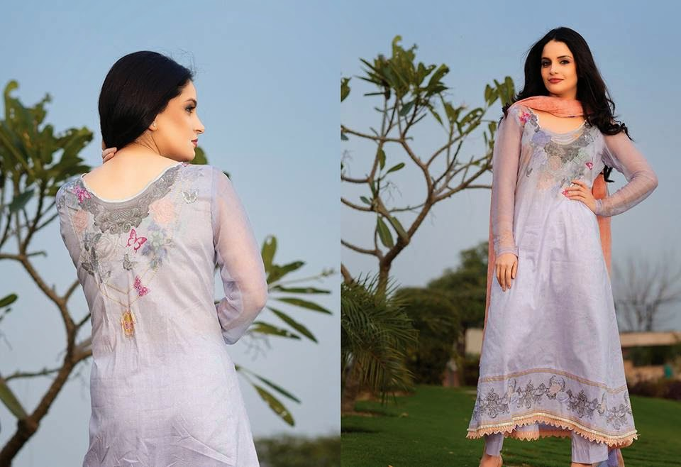 Exclusive Summer Party Wear Shalwar Kameez Collection For Young ...