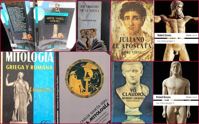 Carlos García Gual, Robert Graves, Literatura y mitología