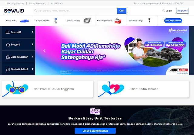 SEVA Mobil Bekas dan Baru, Pilihan Expert dan Stock Clearance Terbaik Di Indonesia