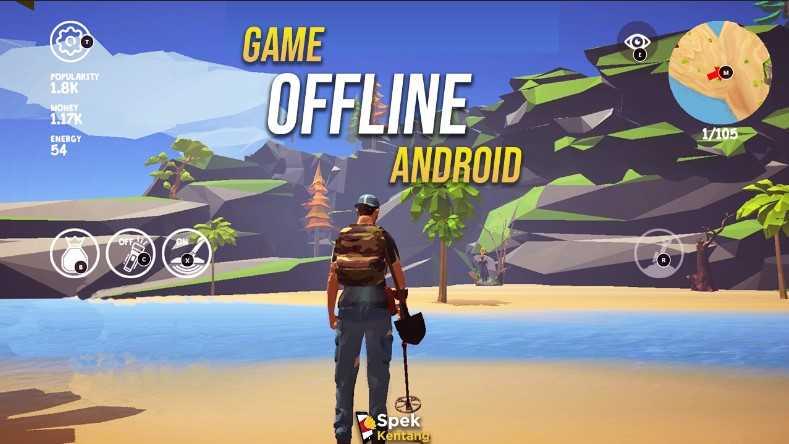 10 Game Android Offline Terbaik 2020