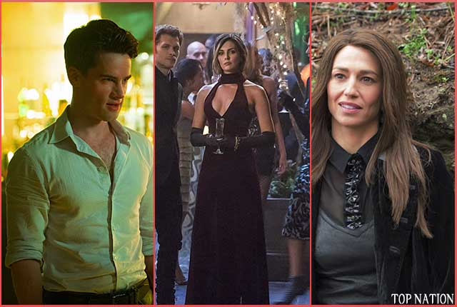 can you guess these Villains names from The Originals