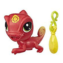 LPS Series 5 Lucky Pets Fortune Cookie Cherry Pie (#No#) Pet