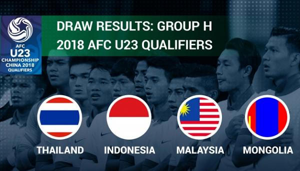 Yuk Catat! Jadwal Timnas Indonesia di Kualifikasi Piala Asia U-23 2018