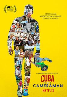 Cuba e o Cameraman - HDRip Dual Áudio