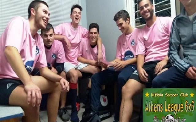 Athens League 6X6: Πάτησαν κορυφή με επιβλητική εμφάνιση οι Παμπόνηροι!