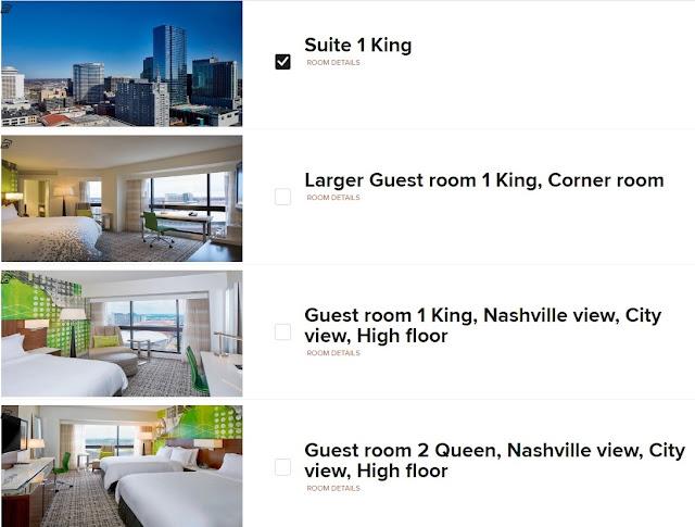 How to Redeem Marriott Suite Night Awards?